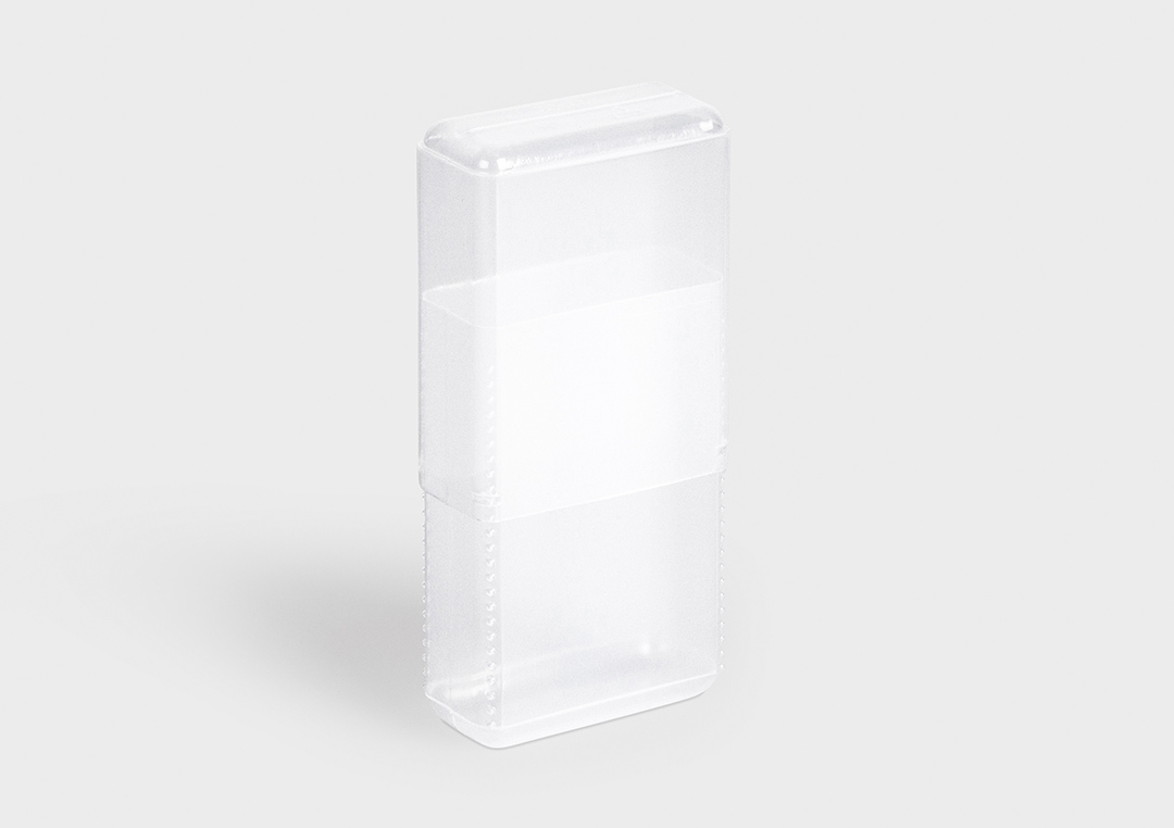RectangularPack: rectangular protective packaging tube with ratchet style length adjustment